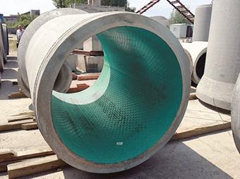 Труба бетона цементный раствор z 01